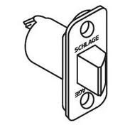 "Schlage 11-112 2 3/4"" Replacement Spring latch with 1/4"" Radius Corner 1"" x 2 1/"