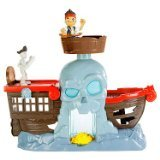 Fisher-Price Jake and The Never Land Pirates - Jakes Battle at Shipwreck Falls