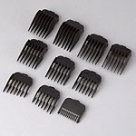 21eutdlkcyL. SL160  Wahl 3173 500 Replacement Plastic Guide Combs, Set of 10 for Standard Clippers