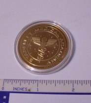 Star Trek - Starfleet Medical Academy Las Vegas Convention Coin NEW