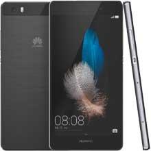 Huawei P8 Lite DUAL black