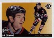 2002-03 Ud Vintage #33 J-P Dumont