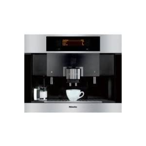 Plumbed Coffee Maker With Grinder : Miele Plumbed Coffee Maker CVA4075SS Whole Bean Coffee System