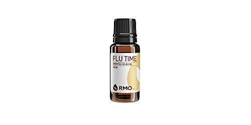 Rocky Mountain Oils Flu-Time Essential Oil, 15ml