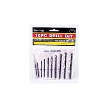 Sterling Drill Bit Set, Pack Of 25
