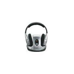 Amazon.com: Radio Shack 900MHz Rechargeable Wireless ... |Radioshack Wireless Headphones