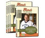 Blaine's Low Carb Kitchen Volume 1 (4 DVD Set)