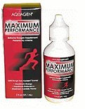Aquagen Oxygen Supplement Maximum Performance, 2 Oz
