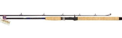 Tica MHSA Musky Baitcasting Rod (6'10 Fast /