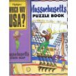 img - for Massachusetts Puzzle Book (Which way USA?) book / textbook / text book
