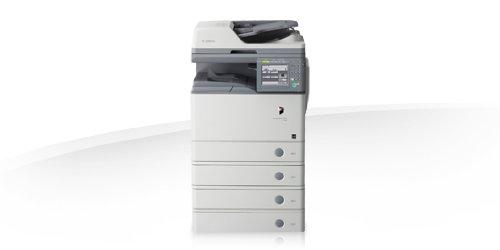 CANON iR1750i MFC A4 Laser s/w drucken scannen kopieren 50ppm 600dpi 550Blatt Papierkassette Duplex ADF 512MB RAM Netzwerk