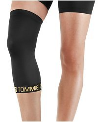 Tommie Copper – Xl Black Women's Knee Compression, 1 sleeve