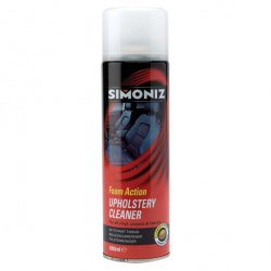 Simoniz Stain Remover Upholstery Cleaner with Brush 500ml