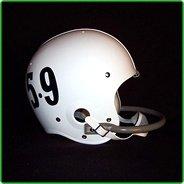 Penn State 1959 Throwback Helmet by Grid Iron Memories