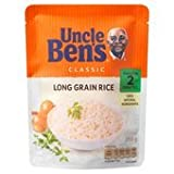Uncle Ben's Express Long Grain Rice 250G