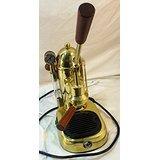 European Gift La Pavoni Professional Espresso Machine (Color: chrome)