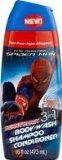 Spiderman 3-In-1 Body Wash-Shampoo-Conditioner 16 oz. Berry Blast - 1