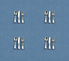 Dollhouse 12PC Silver Flatware