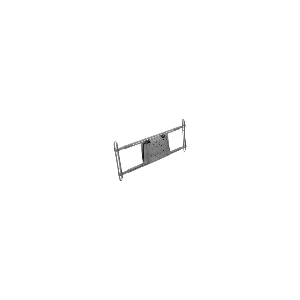 OmniMount Fixed Wall Mount for 55-75 Inch  Flat Panels Black