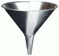 Stant 75-003 2-Quart Galvanized Funnel at Sears.com