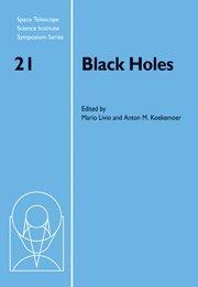 Black Holes (Space Telescope Science Institute Symposium Series)