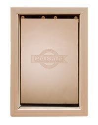 PetSafe HPA11-11599 Aluminum Pet Door, Medium