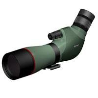 Zen-Ray Optics ZEN ED2 20-60x 82mm Angled Spotting Scope with Dielectric Prism Coating-Kit, 20-18mm Eye Relief, 16ft Close Focus