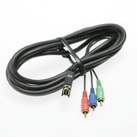 Canon 0976B001 DTC-1000 D Terminal Component Video Cable (connects HD camcorder to HD component)
