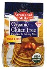 Gluten Free Pancake & Baking Mix 26 oz Pkg from Arrowhead Mills