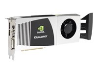 HP nVIDIA Quadro fx4800 Grafikkarte - PCI-E Slot (1.5 GB)