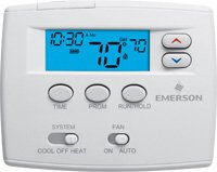 White-Rodgers 1F80-0224 Single Stage 24 Hour Programmable Thermostat