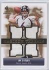 Jay Cutler #19/50 Denver Broncos (Football Card) 2007 Sp Rookie Threads Maximum Threads #Mt-Cu