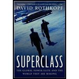 img - for Superclass (09) by Rothkopf, David [Paperback (2009)] book / textbook / text book