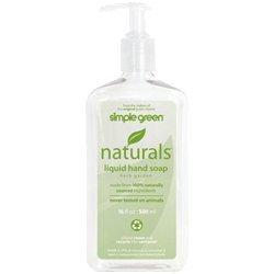 Simple Green 12306 16 oz Herb Garden Naturals Liquid Hand Soap
