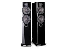 Cambridge Audio Aeromax 6 Floorstanding Speakers, Gloss Black (Pair)