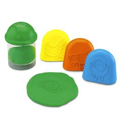 Fisher-Price Made by Me! Handy Stampers (Green) - 1