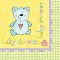 Nursery Friends Baby Shower Luncheon Napkins 16ct - 1