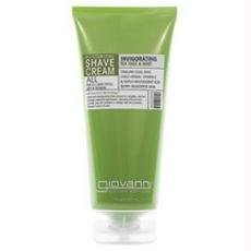 Giovanni - Moisturizing Shave Cream Invigorating Tea Tree & Mint - 7 Oz.