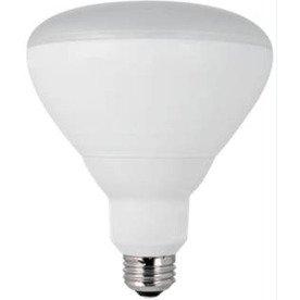 Utilitech 16-Watt (100W Equivalent) Br40 Medium Base Soft White Dimmable Indoor Led 477045 Flood Light Bulb Energy Star