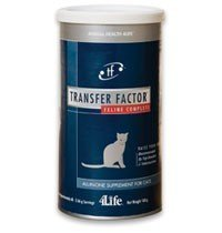 - Transfer Factor Feline Complete By 4Life - Approx. 60-2 G Servings