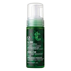 Best Cheap Deal for The Body Shop Tea Tree Skin Clearing Foaming Cleanser, 5.0-Fluid Ounce (Packaging May Vary) by The Body Shop - Free 2 Day Shipping Available