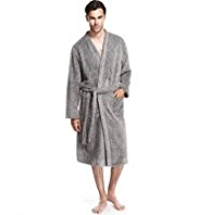Thermal Fleece Dressing Gown