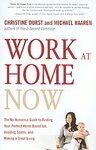 img - for Work at Home Now: The No-nonsense Guide to Finding Your Perfect Home-based Job, Avoiding Scams, and Making a Great Living [Paperback] book / textbook / text book