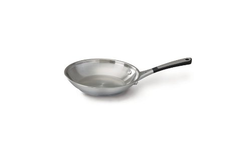Simply Calphalon Stainless 8 Inch Omelette Pan