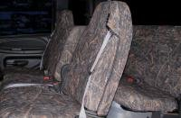 Durafit Seat Covers, D1180-Lost-C-Dodge Ram Quad Cab 1500-3500 40/20/40 Split Seat With Integrated Seatbelts, Molded Headrests and Center Console. Seat Covers in Lost Camo Endura (Camo Waterproof Seat Covers compare prices)