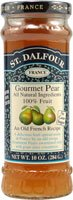 St. Dalfour Deluxe Gourmet Pear Fruit Spread 8212 10 oz