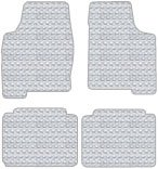 Lexus ES330 Custom-Fit All-Weather Rubber Floor Mats 4 Pc Set - Crystal Clear (2004 04 2005 05 2006 06 )