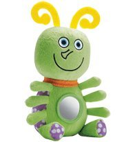 Tiny Tillia Jordy Bug Sensory Plush