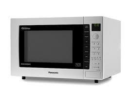 Panasonic NN-CT880MBPQ Sensor Cook Capacity Oven, 32 Litre