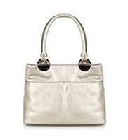 M&S Collection Double Pockets Handbag